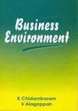Business Environment: K Chidambaram,V Alagappan
