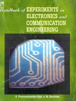 HANDBOOK OF EXPERIMENTS IN ELECTRONICS AND COMMUNICATION: B SASIKALA