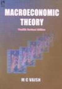 9788125911180: Macroeconomic Theory