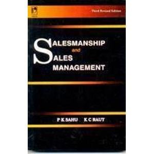 9788125911623: Salesmanship and Sales Management