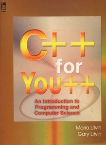 9788125912026: C++ for You