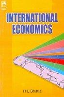 International Economics: Dr H L