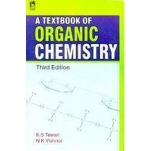 9788125918578: Textbook of Organic Chemistry