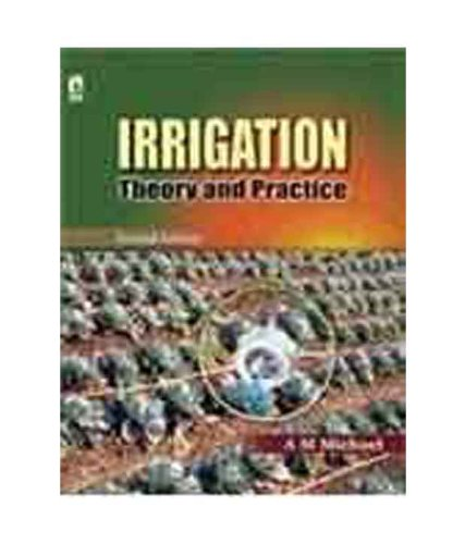 Irrigation Theory And Practice 2/Ed: Michael