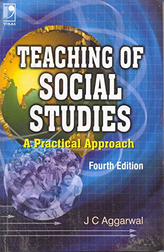 9788125918691: Teaching of Social Studies: A Practical Approach