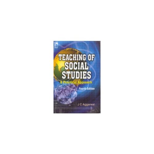 9788125918691: Teaching of Social Studies
