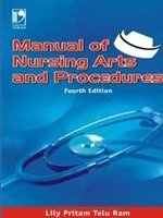 9788125918769: Manual of Nursing Arts and Procedures
