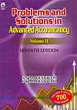 Problems and Solutions in Advanced Accountancy Vol.: S K Maheshwari,S