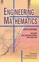 Engineering Mathematics: V Sundaram, R Balasubramanian and K A Lakshminarayanan