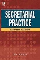 Secretarial Practice: M C Kuchhal