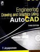 9788125940005: Engineering Drawing & Graphics Using Autocad