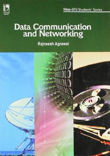 9788125942498: Data Communication And Networking (GTU)