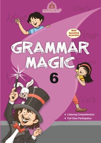 9788125943099: Grammar Magic - 6