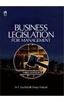 Business Legislation for Management, (Third Edition): M C Kuchhal,Deepa