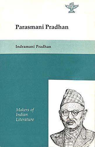 9788126003662: Parasmani Pradhan (Makers of Indian literature)