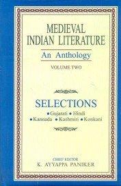 Medieval Indian Literature (Volume II): K. Ayyappa Paniker