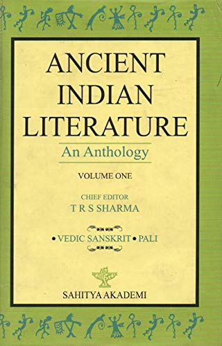 9788126007943: Ancient Indian Literature: v. 1-3: An Anthology