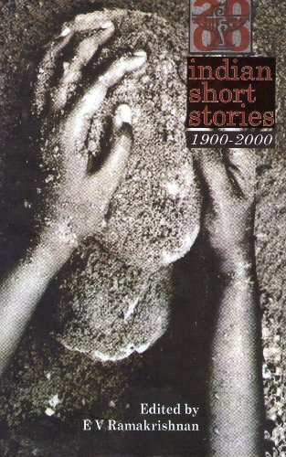 Indian Short Stories (1900-2000) (In English): edited by E.V.