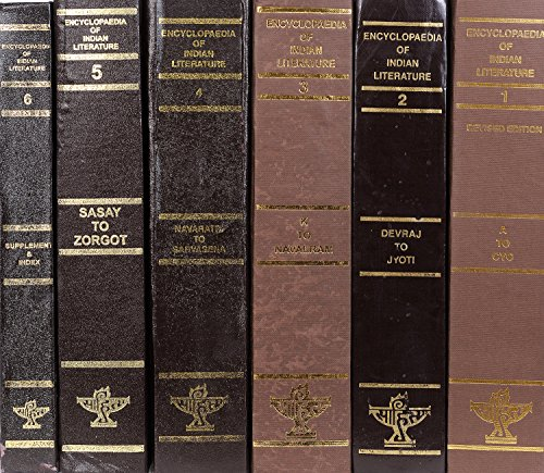 Encyclopaedia of Indian Literature (Set of Six