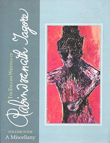 9788126024360: The English Writings of Rabindranath Tagore: (Vol. 4)
