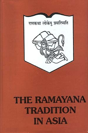 9788126027361: The Ramayana Tradition in Asia