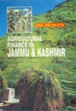 Agricultural Finance in Jammu and Kashmir: Malhotra Jarnail Singh