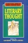 Literary Thought: A. Brandl, D.G. Mitchell (Eds)