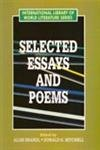 Selected Essays and Poems: A. Brandl & D.G. Mitchell (eds.)