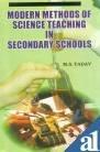 9788126105212: Modern Methods of Science Teaching in Secondary Schools