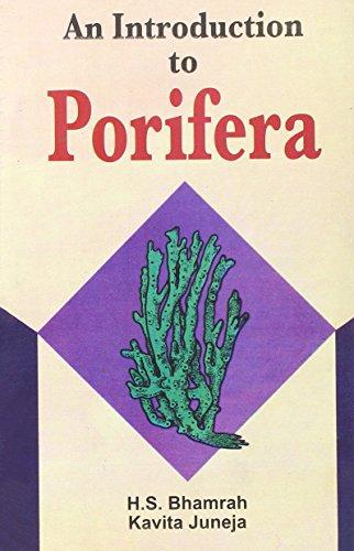 9788126106752: An Introduction to Porifera