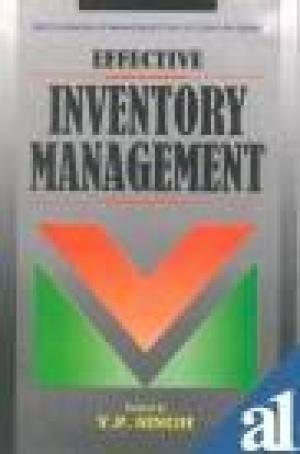 Effective Inventory Management: Y.P. Singh (ed.)
