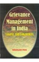 Grievance Management in India: Lokpal and Lokayukta: Niranjan Pani