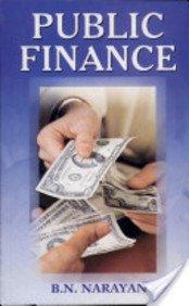 Public Finance: B.N.Narayan