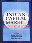 Indian Capital Market: An Empirical Study: Amitabh Gupta, Muneesh