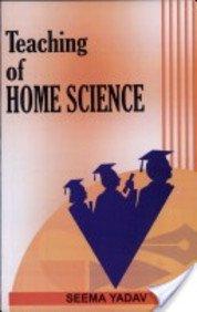 TEACHING OF HOME SCIENCE-Paperback: SEEMA YADAV