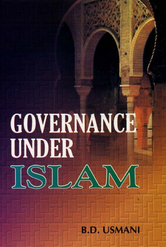 Governance under Islam: B.D. Usmani