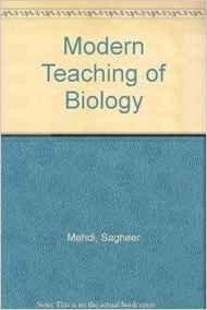 9788126120772: Modern Teaching of Biology