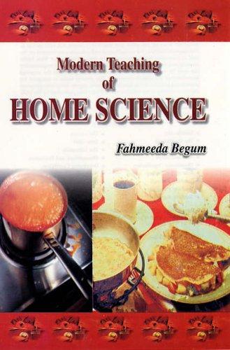 Modern Teaching of Home Science: Begum Fahmeeda