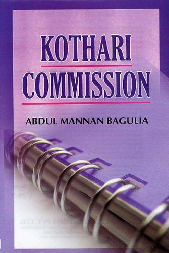 Kothari Commission: Bagulia Abdul Mannan