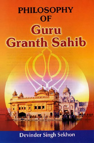 9788126123575: Philosophy of Guru Granth Sahib: `