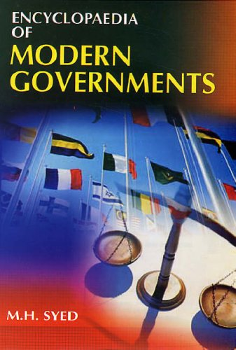 Encyclopaedia of Modern Governments, 3 Vols: M.H. Syed
