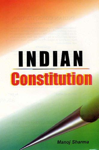 Indian Constitution: Manoj Sharma