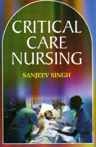 9788126128334: Critical Care Nursing