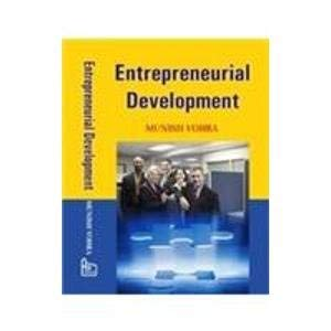 Entrepreneurial Development: Munish Vohra
