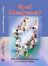 SPORT MANAGEMENT - Paperback: C.K.KISHORE KUM
