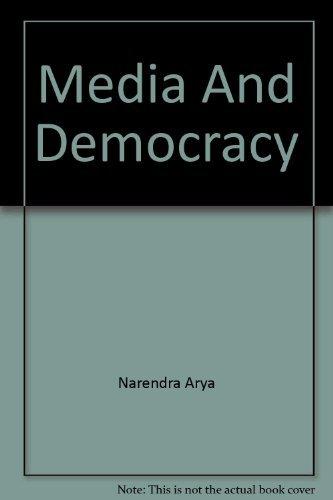 9788126144471: Encyclopaedia Of JournalismDemocracy And Free Press : Media And Democracy