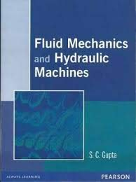 Fluid Mechanics And Hydraulic Machine-: Manish Saxena