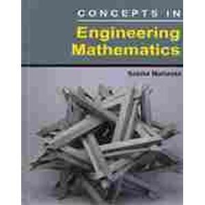 Concepts in Engineering Mathematics: Mahanta Sabita
