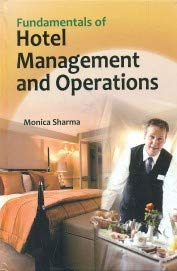9788126160594: FUND.OF HOTEL MGMT & OPERATION