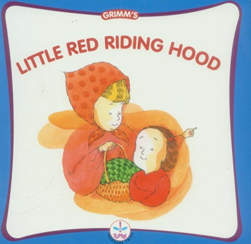 Little Red Riding Hood (Paperback): Luiza Chandy